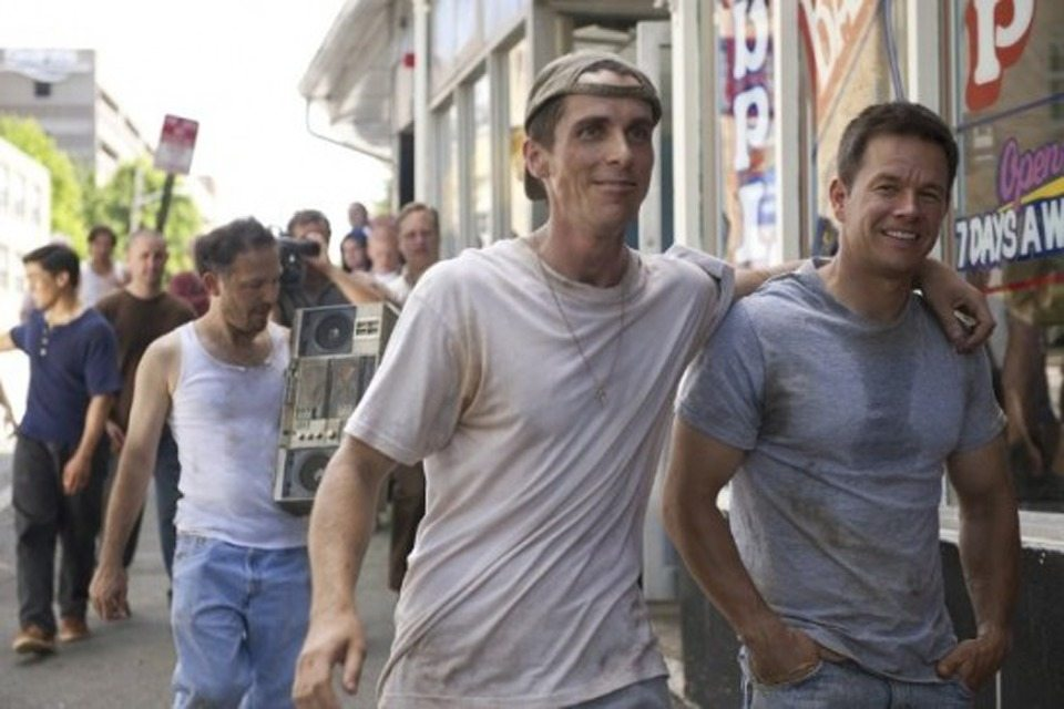 The Fighter – Christian Bale & Mark Wahlberg
