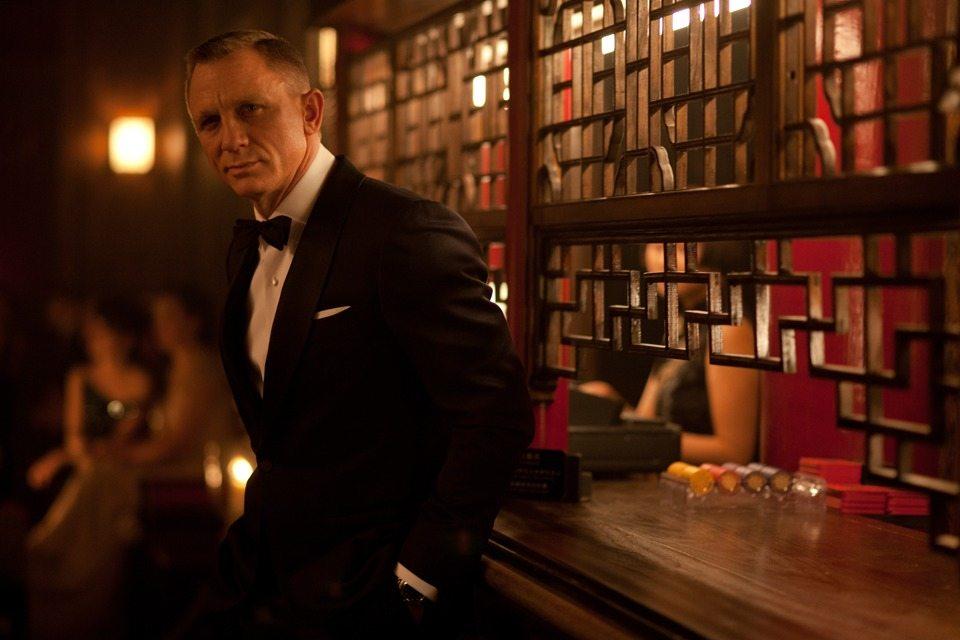 Skyfall – Daniel Craig 2