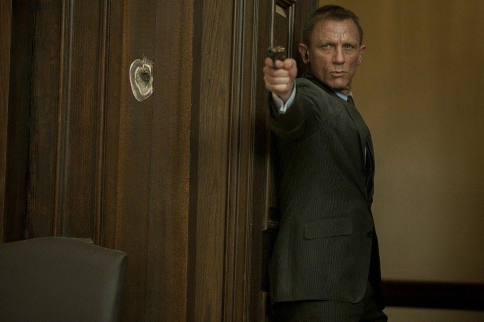 Skyfall – Daniel Craig 3
