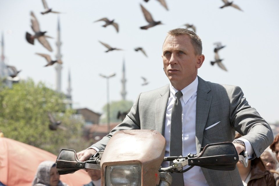 Skyfall – Daniel Craig 5