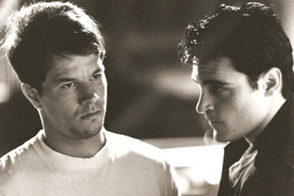 Mark Wahlberg and Joaquin Phoenix – The Yards