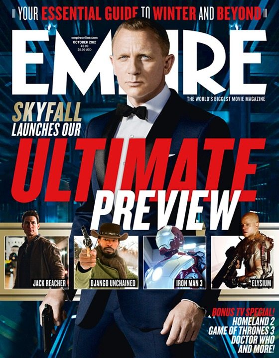 Daniel Craig – Empire