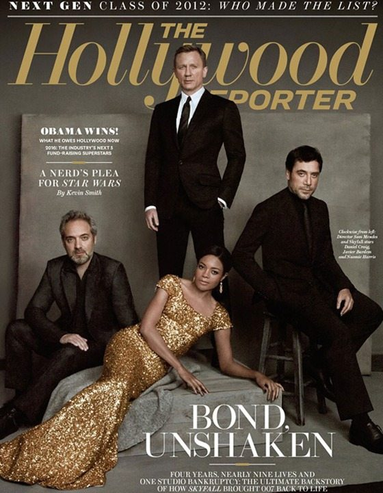 Daniel Craig – Hollywood Reporter