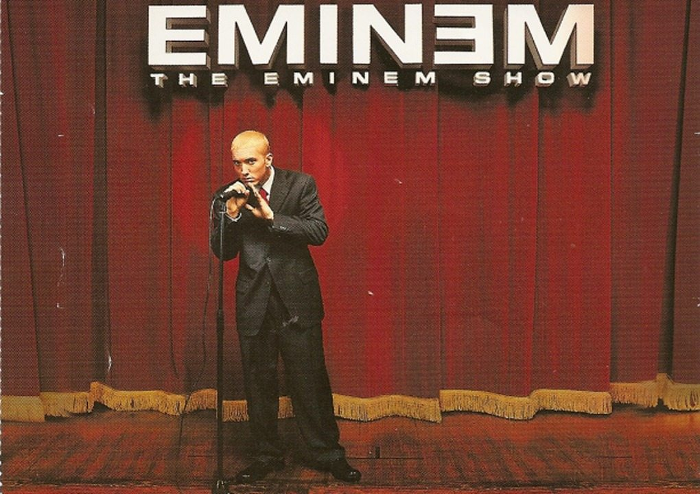 Eminem – Album Cover
