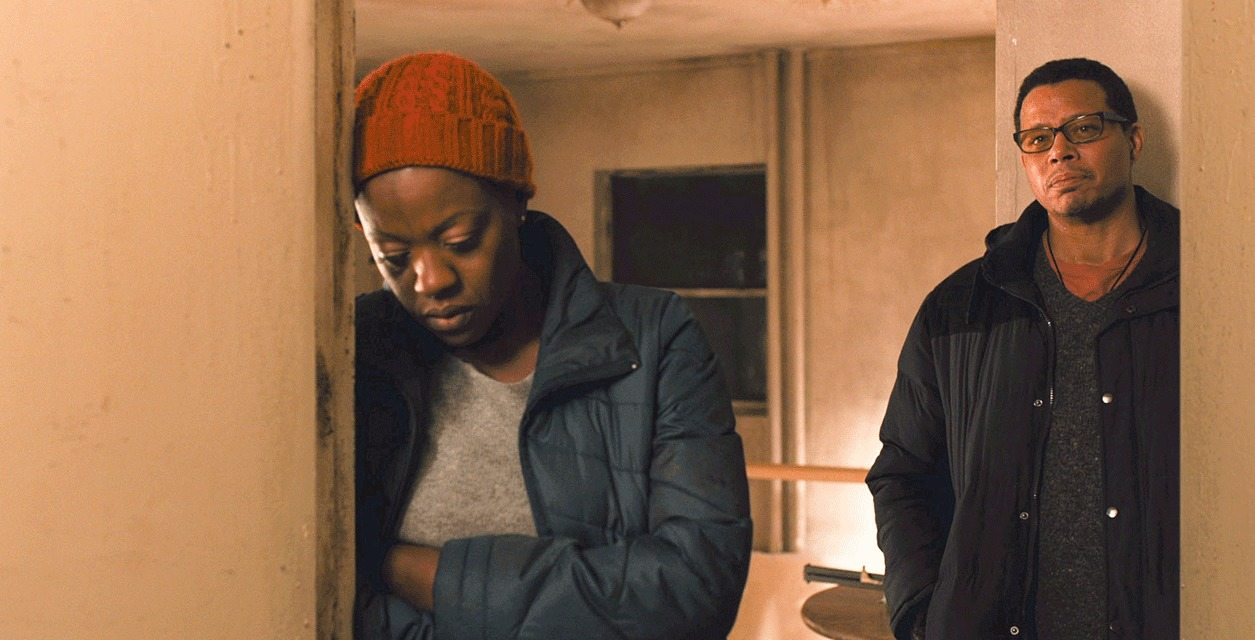 Prisoners – Viola Davis & Terrence Howard
