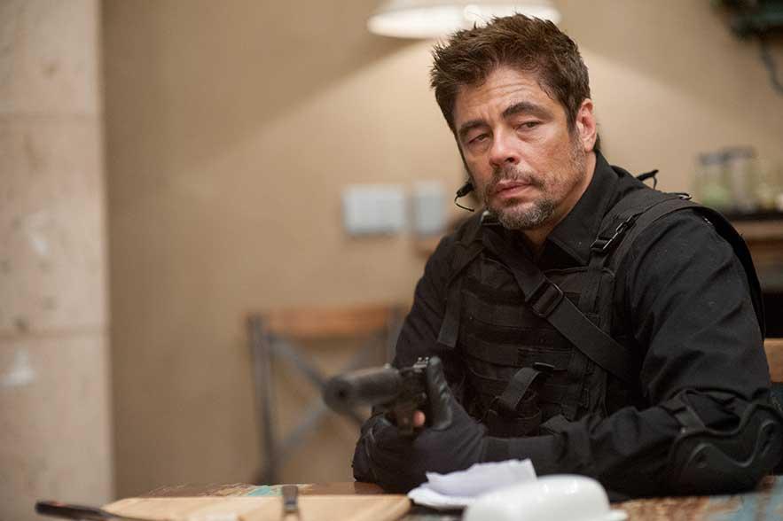 Sicario – Benicio Del Toro