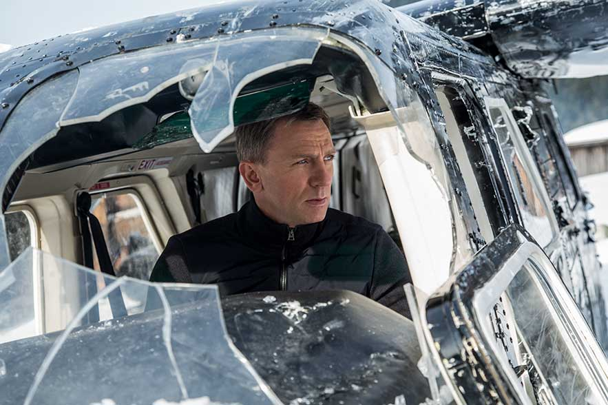 Spectre Daniel Craig 01