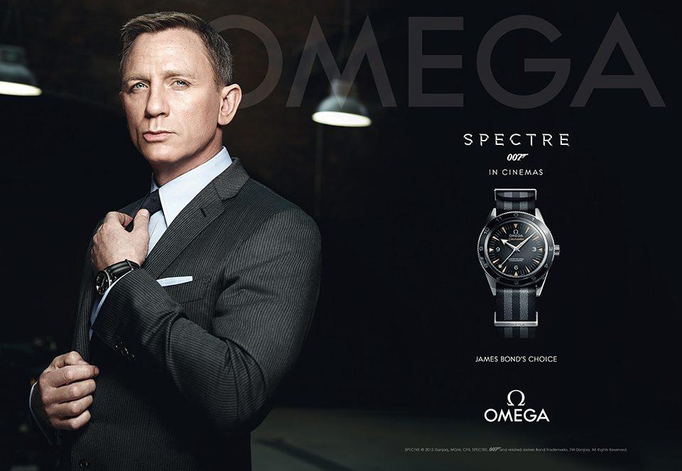 Daniel Craig – Omega