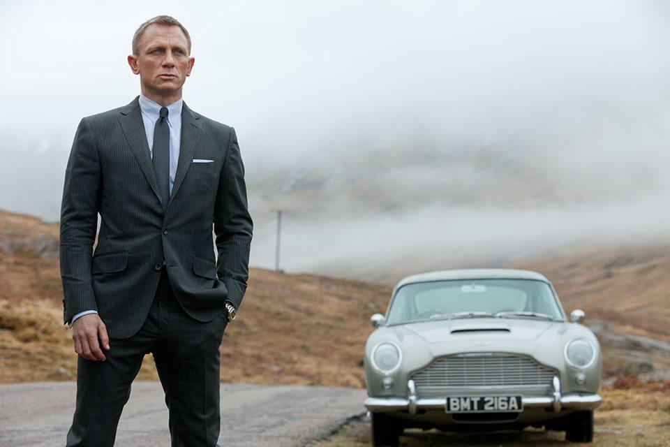 Skyfall – Daniel Craig 6