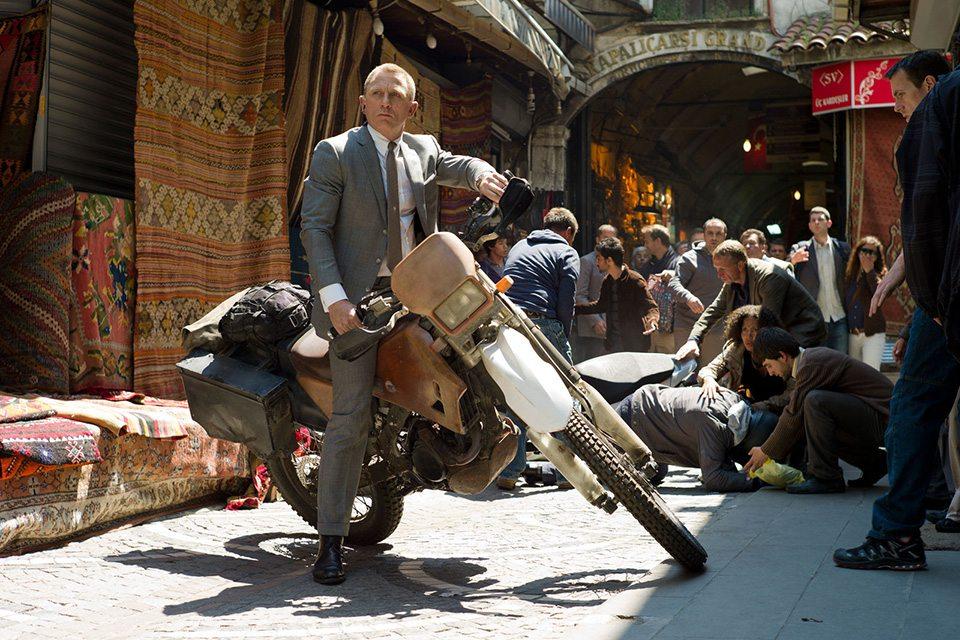 Skyfall – Daniel Craig 7