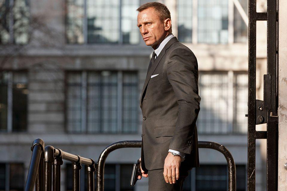 Skyfall – Daniel Craig 8