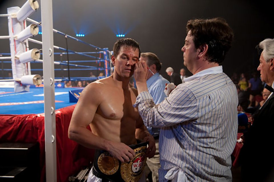 The Fighter – Mark Wahlberg and Donald Mowat