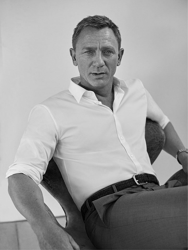 Daniel Craig – interview