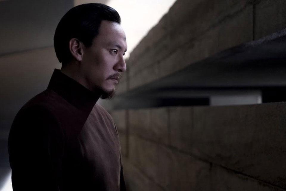 Chen Chang as Dr Yueh
